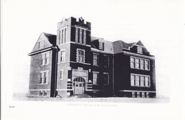 Page 8- Estevan Collegiate Institute